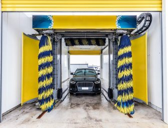 It's time to give your Italy car automatic wash